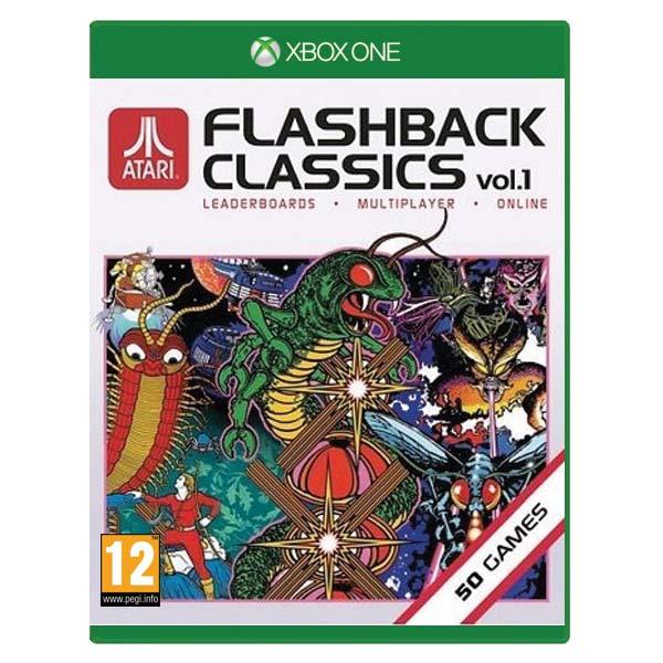 Atari Flashback Classics vol. 1 XBOX ONE