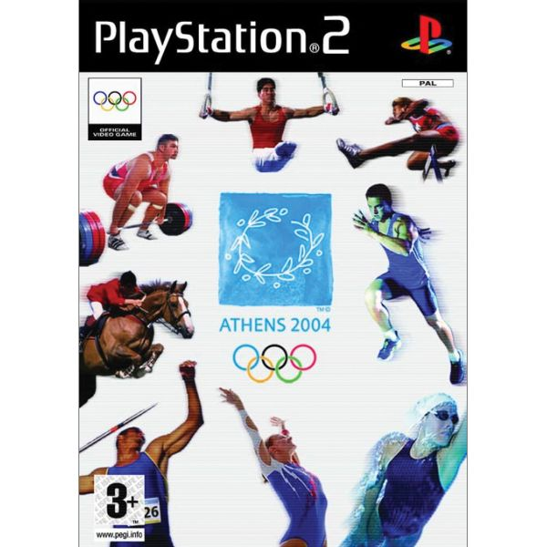 Athens 2004 [PS2] - BAZÁR (použitý tovar)