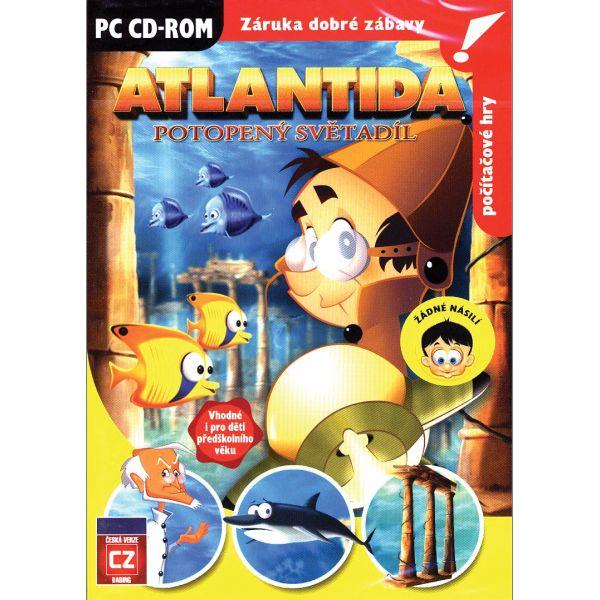 Atlantída: Potopený svetadiel CZ
