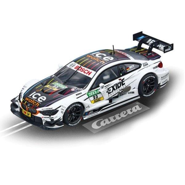 Auto Carrera Digital 132 BMW M4 DTM 2014 30738