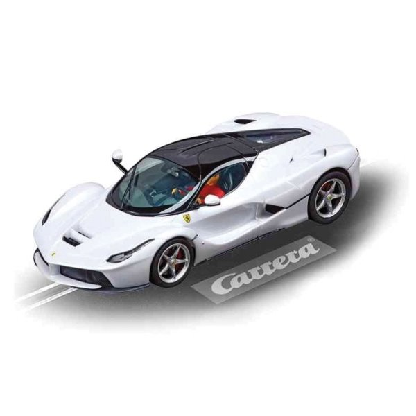Auto Carrera Digital 132 La Ferrari (white)