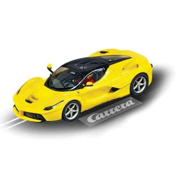Auto Carrera Digital 132 La Ferrari (yellow) 30681