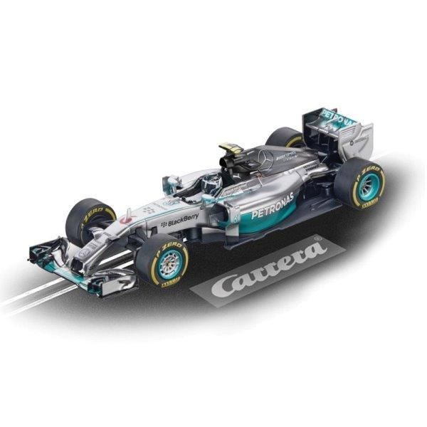 Auto Carrera Digital 132 Mercedes-Benz F1 Rosberg 30732