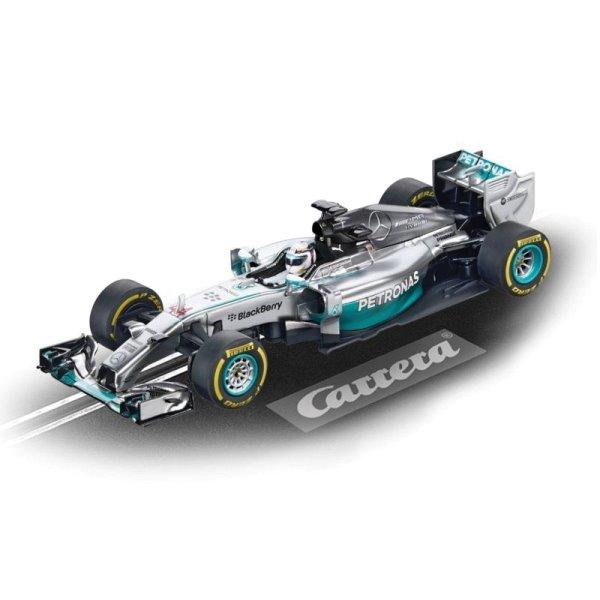 Auto Carrera Digital 132 Mercedes-Benz Hamilton 30733