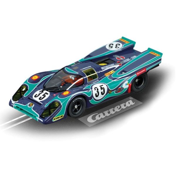 Auto Carrera Digital 132 Porsche 917K Martini