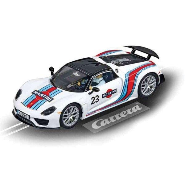 Auto Carrera Digital 132 Porsche 918 Spyder 30697