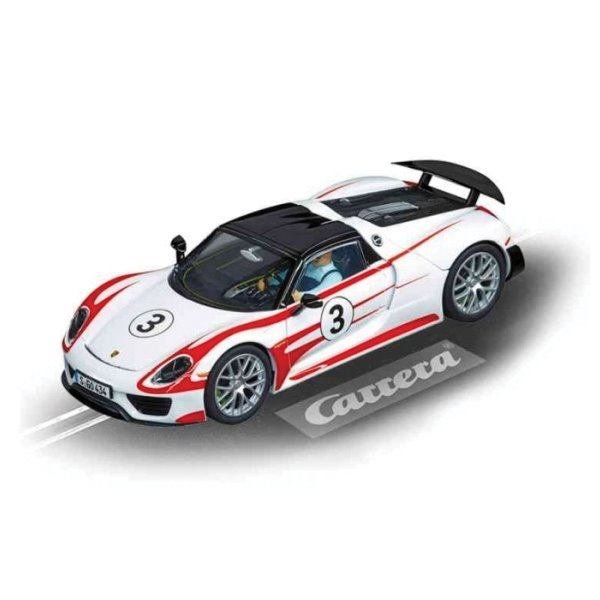 Auto Carrera Digital 132 Porsche 918 Spyder 30711