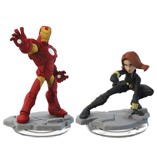 Avengers Play Set Pack (Disney Infinity 2.0: Marvel Super Heroes)