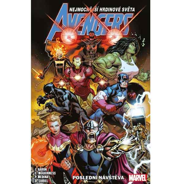 Avengers: Poslední návštìva