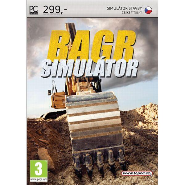 Báger simulátor CZ
