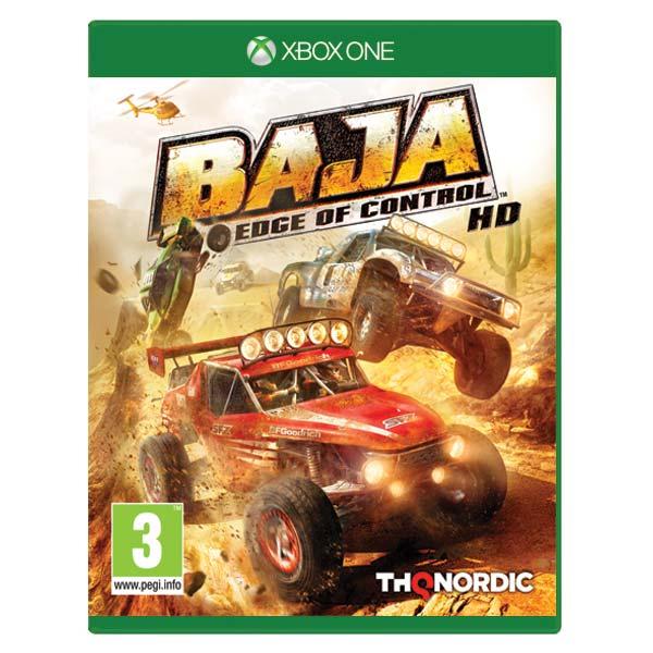 Baja: Edge of Control HD XBOX ONE