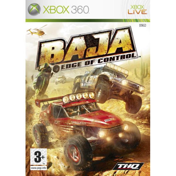 Baja: Edge of Control- XBOX 360- BAZÁR (použitý tovar)