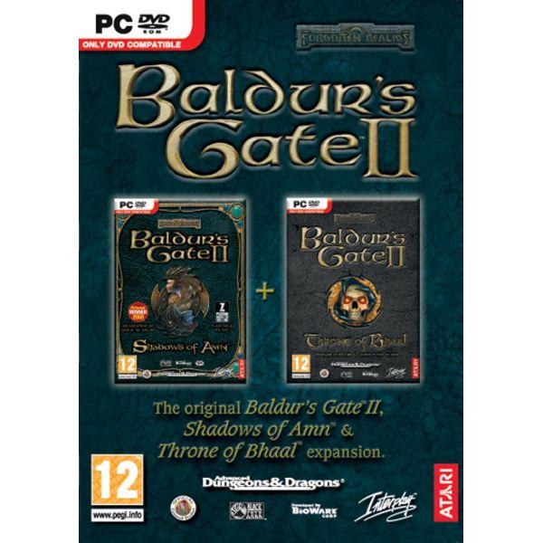 Baldur's Gate 2: Shadows of Amn & Throne of Bhaal