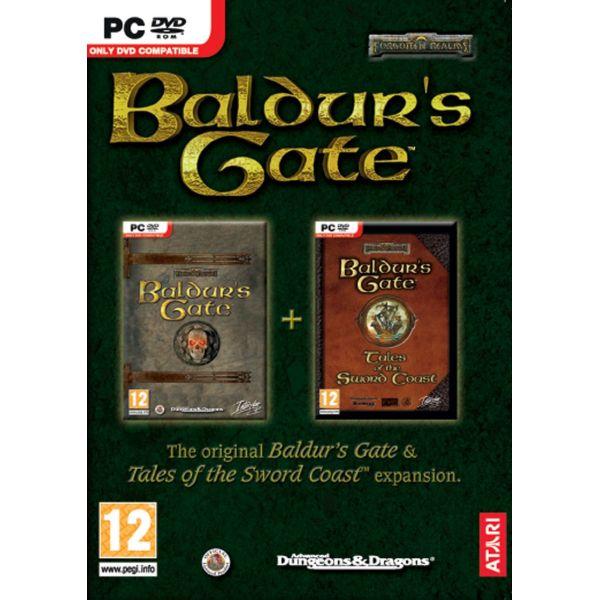 Baldur's Gate & Tales of the Sword Coast PC