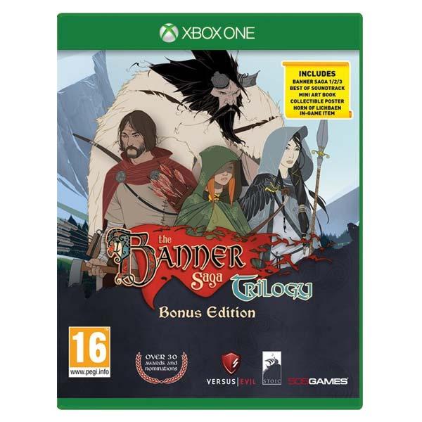 The Banner Saga Trilogy (Bonus Edition) XBOX ONE