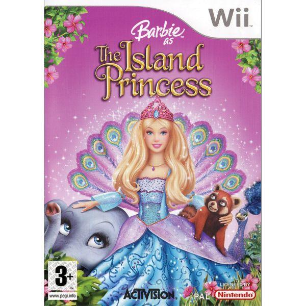 Barbie as The Island Princess Wii