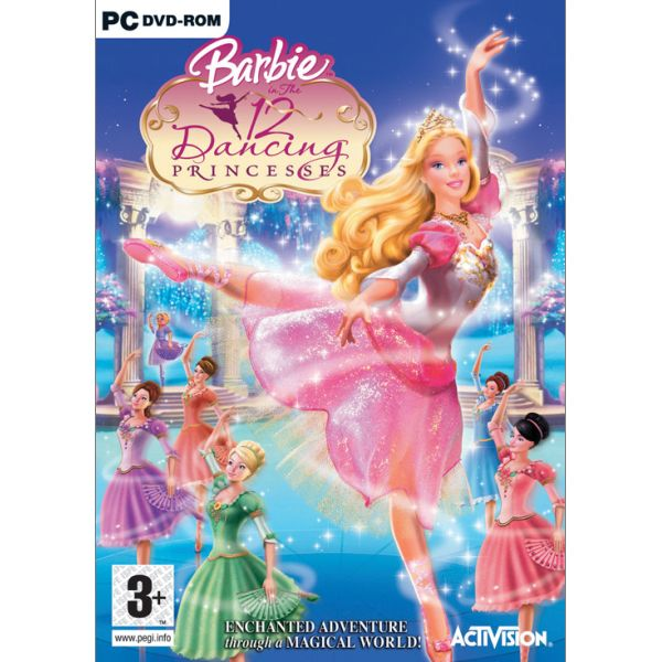 Barbie in the 12 Dancing Princesses PC