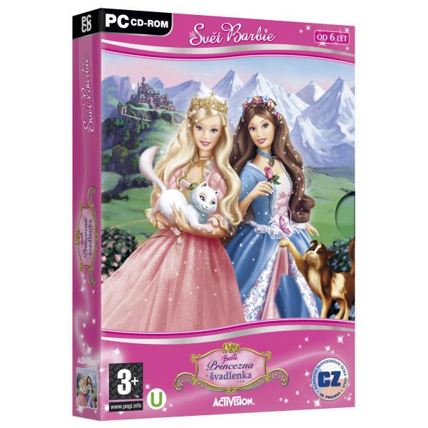 Barbie: Princezná a krajčírka CZ (Svet Barbie)