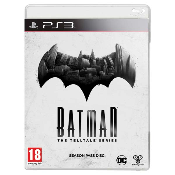Batman: A Telltale Series