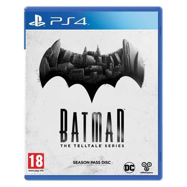 Batman: A Telltale Series [PS4] - BAZÁR (použitý tovar)