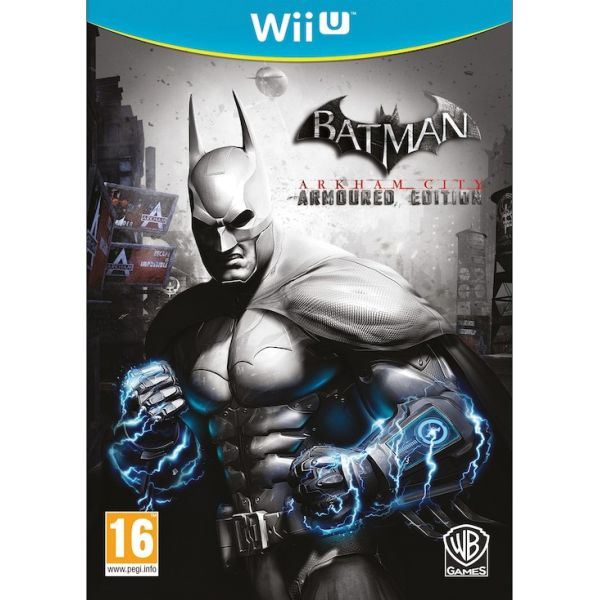 Batman: Arkham City (Armoured Edition)
