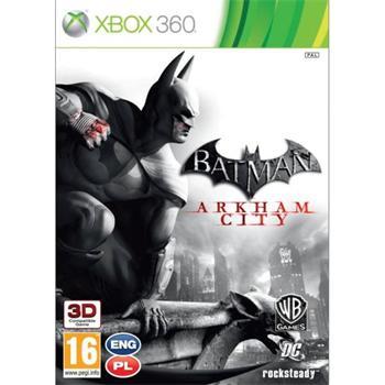 Batman: Arkham City- XBOX 360- BAZÁR (použitý tovar)