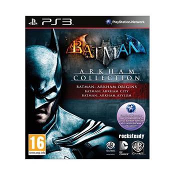 Batman Arkham Collection [PS3] - BAZÁR (použitý tovar)