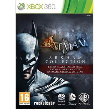 Batman Arkham Collection [XBOX 360] - BAZ�R (pou�it� tovar)