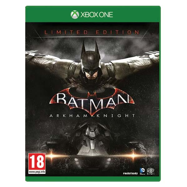 Batman: Arkham Knight (Limited Edition)