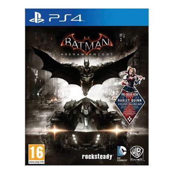 Batman: Arkham Knight [PS4] - BAZÁR (použitý tovar)