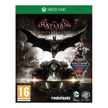 Batman: Arkham Knight [XBOX ONE] - BAZÁR (použitý tovar)