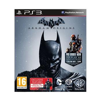 Batman: Arkham Origins [PS3] - BAZÁR (použitý tovar)