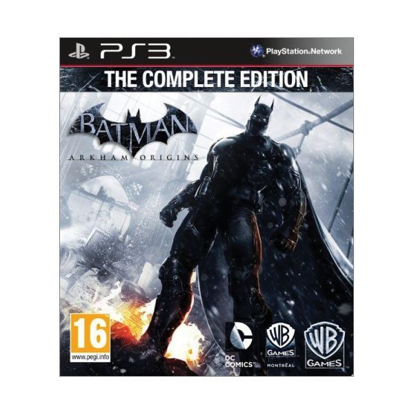 Batman: Arkham Origins (The Complete Edition)