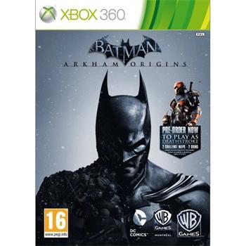 Batman: Arkham Origins [XBOX 360] - BAZÁR (použitý tovar)