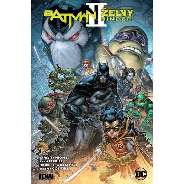 Batman / Želvy nindža 2