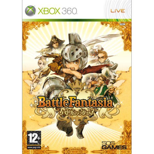 Battle Fantasia XBOX 360