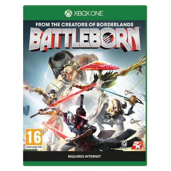 Battleborn [XBOX ONE] - BAZÁR (použitý tovar)