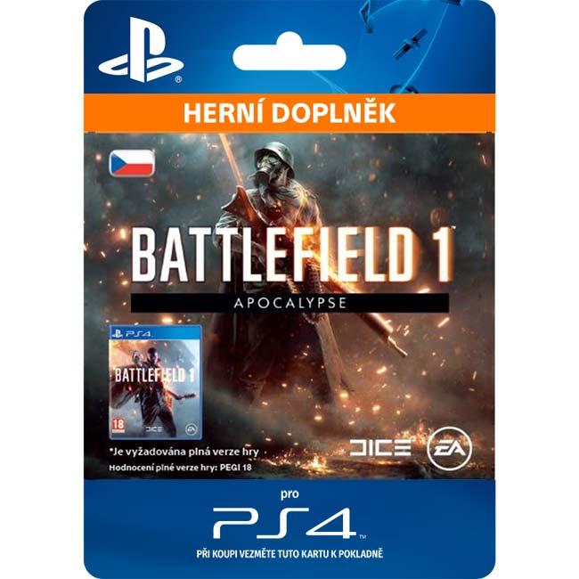 Battlefield 1: Apocalypse (CZ)