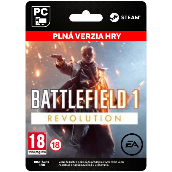 Battlefield 1: Revolution [Origin]