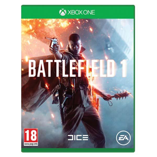 Battlefield 1 [XBOX ONE] - BAZÁR (použitý tovar)