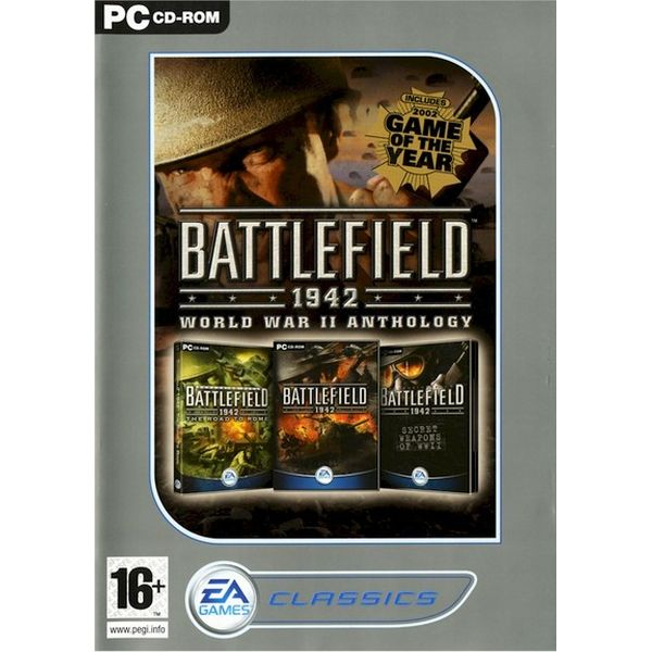 Battlefield 1942: World War 2 Anthology