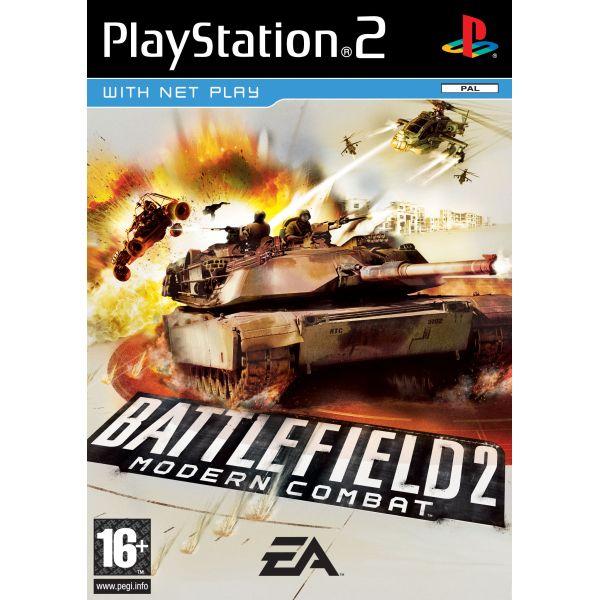 Battlefield 2: Modern Combat [PS2] - BAZÁR (použitý tovar)