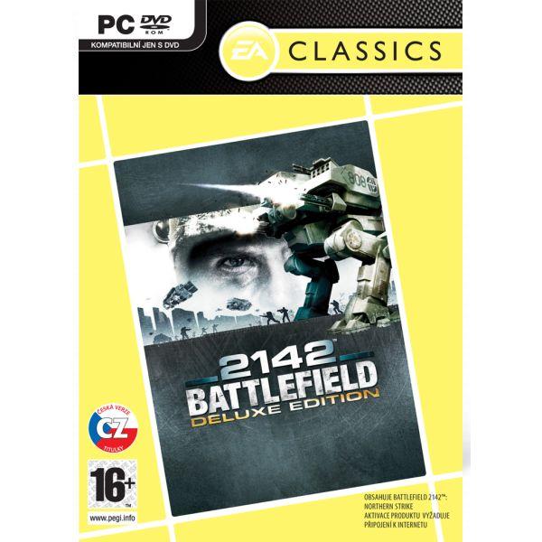 Battlefield 2142 Deluxe Edition CZ