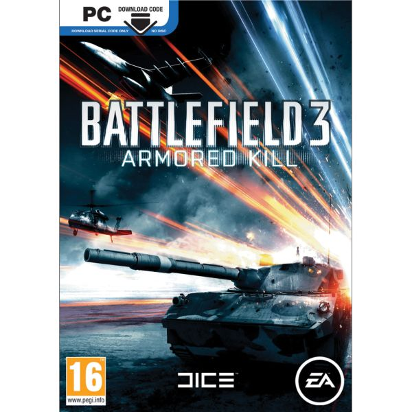 Battlefield 3: Armored Kill CZ