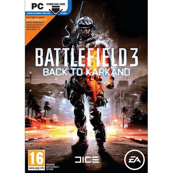 Battlefield 3: Back to Karkand CZ