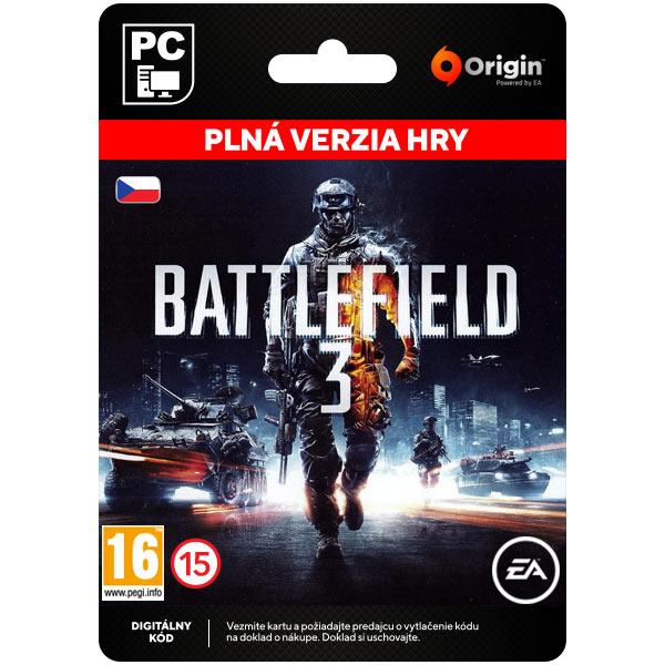 Battlefield 3 CZ  [Origin]
