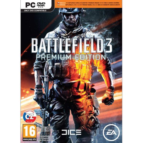 Battlefield 3 CZ (Premium Edition)