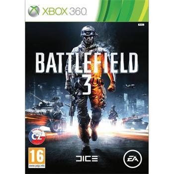 Battlefield 3 CZ [XBOX 360] - BAZÁR (použitý tovar)