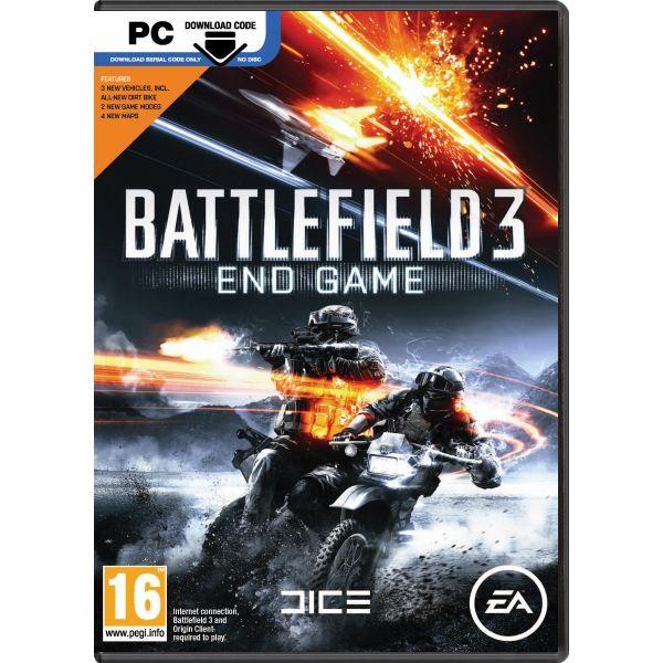 Battlefield 3: End Game CZ