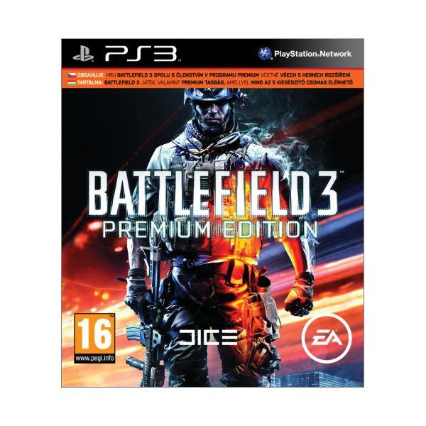 Battlefield 3 (Premium Edition)